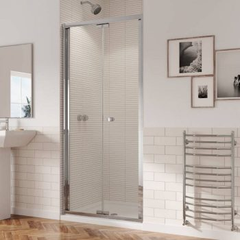Low Height Shower Doors Only 1800mm High